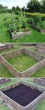 Backyard Raised Garden Ideas by 27 Diy Garden Bed Edging Ideas Ready To Emphasize Your Greenery