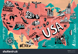 road trip map of usa map clipart roadtrip pencil and in color map clipart roadtrip