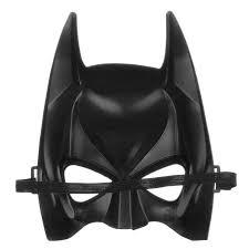 batman masquerade mask half batman mask black classical figure