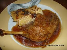 comment cuisiner un canard cuisine comment cuisiner le canard lovely cuisse de canard au four