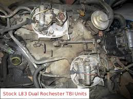 1982 corvette problems 1982 1984 l83 5 7 liter cross injection v8 it or