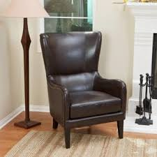 Leather Living Room Chair Club Chairs Leather Living Room Chairs Shop The Best Deals For