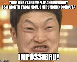 Memes Wow - january 31st my imgflip anniversary one year of making memes