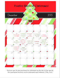 12 days of christmas goco center for aesthetics murfreesboro