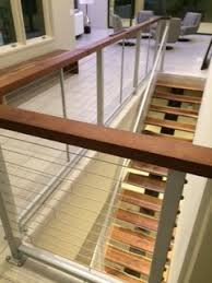 Banister Railing Walnut Stair Treads And Banister Railing U2014 Robin Wade Furniture