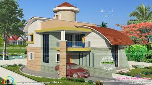 north indian house plan 2080 sq ft kerala home design bloglovin u0027