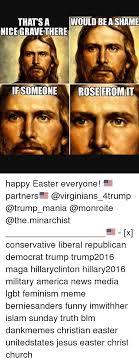 Christian Easter Memes - 25 best memes about jesus easter jesus easter memes