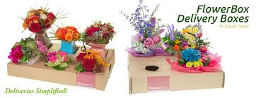 wedding flowers delivery flowerbox flowerbox earth friendly recyclable flower vases