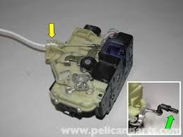 porsche boxster door lock mechanism door handle 986 987