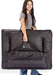 massage table carry bag massage table carrying case