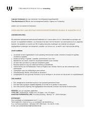 Sjabloon Cv Jobstudent korte motivatiebrief voorbeeld code promo canal plus orange