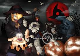halloween anime pictures naruto halloween 2012 daily anime art