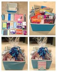 graduation gift baskets high school graduation gift basket for my niece kierra a few