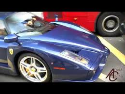 blue enzo tdf blue enzo driving through