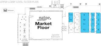 natpe exhibit at natpe market