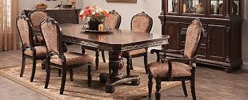 raymour and flanigan dining room sets regal manor traditional dining collection design tips ideas
