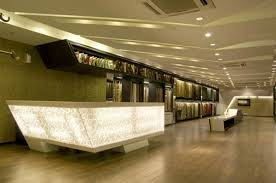 Modern Interior Design Commercial Building By Cadence Architects - Commercial interior design ideas