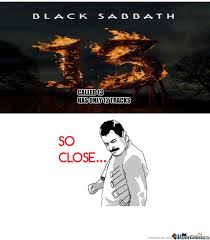Black Sabbath Memes - black sabbath 13 by yousefosman meme center