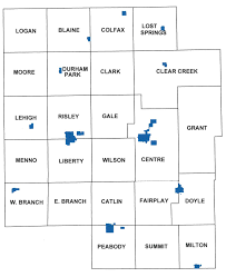 Kansas Counties Map Welcome To Marion County