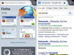 firefox for android firefox for android rev brings browser to 250 million