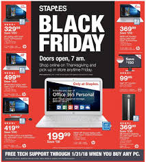 black friday 2017 deals at staples