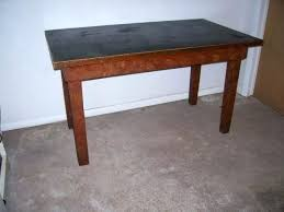 old desks for sale craigslist old library tables old library table with green leather top library