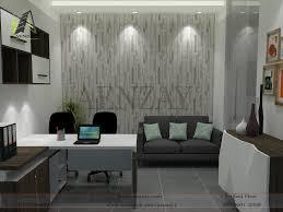 software house manager room designed by aenzay aenzay interiors