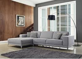 fashionable grey sectional couch u2014 randy gregory design