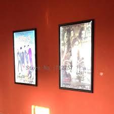 lighted movie poster frame poster frames cheap schreibtisch me