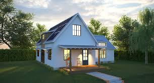 modern farm house solar farmhouse modern farmhouse net zero deltec homes