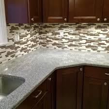 Marble Tile Backsplash Kitchen Backsplashes How To Do A Mosaic Tile Backsplash With Adair Mother