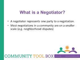 Seeking Text Negotiator Copyright 2014 By The Of Kansas Seeking A Negotiator