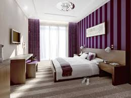 purple bedroom paint ideas