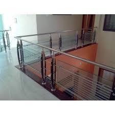 Handrail Manufacturer Balaji Metal Industries Bengaluru Manufacturer Of Ss Stair
