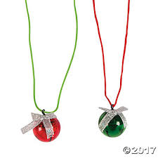 bell light up necklaces