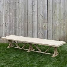 teak trestle dining table protected teak trestle dining table 14 terrain