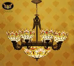 stained glass dining room light awesome stained glass dining room light fixtures 96 in round stained