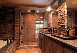 Rustic Bathroom Lighting - rustic bathroom lighting ideas rustic bathroom ideas for your