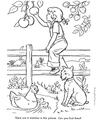coloring pages printable hidden image pictures hidden pictures