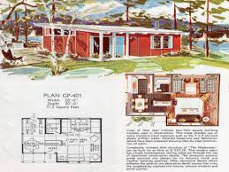 1950s house plans mid century modern luxihome craftsman small