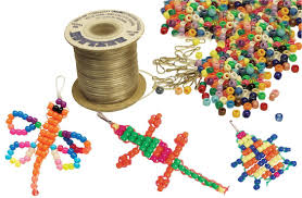 pepperell braiding anim01 animal lacing bead kit 4
