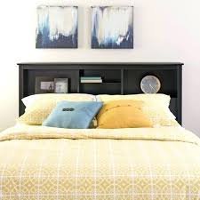 Bedroom Furniture Bookcase Headboard Bookcase Headboard Bedroom Set Black Bookcase