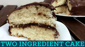 how to make 2 ingredient cake two ingredient takeover s01e06