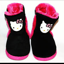 84 kitty shoes kitty super soft fur boots