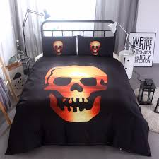 online get cheap skull quilt cover aliexpress com alibaba group