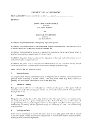 Child Support Contract Template Postnuptial Agreement Template Best Business Template