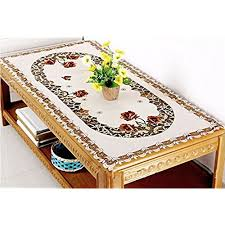 tablecloth for coffee table coffee table cloths rectangle amazon com