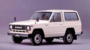 nissan safari nissan safari hard top 2 ride ad 160 u002706 1980 u201309 1983 youtube