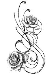 Flowers Designs For Drawing Flower Tattoo Designs Flower Tattoo Designs Flower Tattoos And