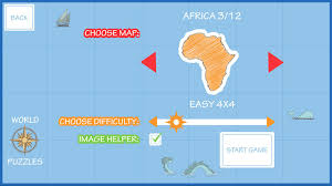 Africa Map Games by World Map Puzzle Android Apps On Google Play